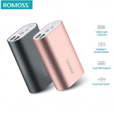 Romoss Ace A10 PowerBank – 10000mAh